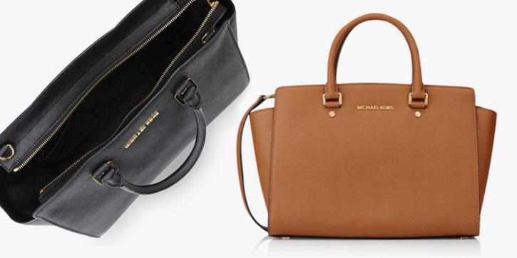 OutletEnLigne | Comment différencier un vrai sac à main Selma de ...